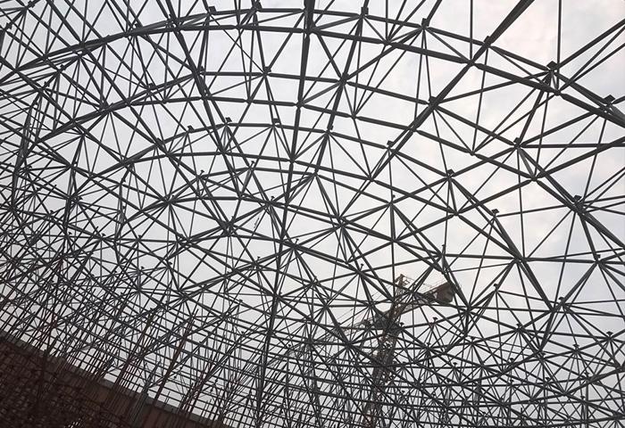 工程案例 - 四川九江龙钢结构网架工程有限公司